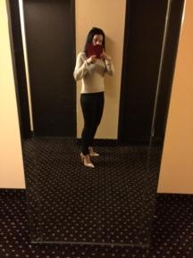 1st Selfie 1401